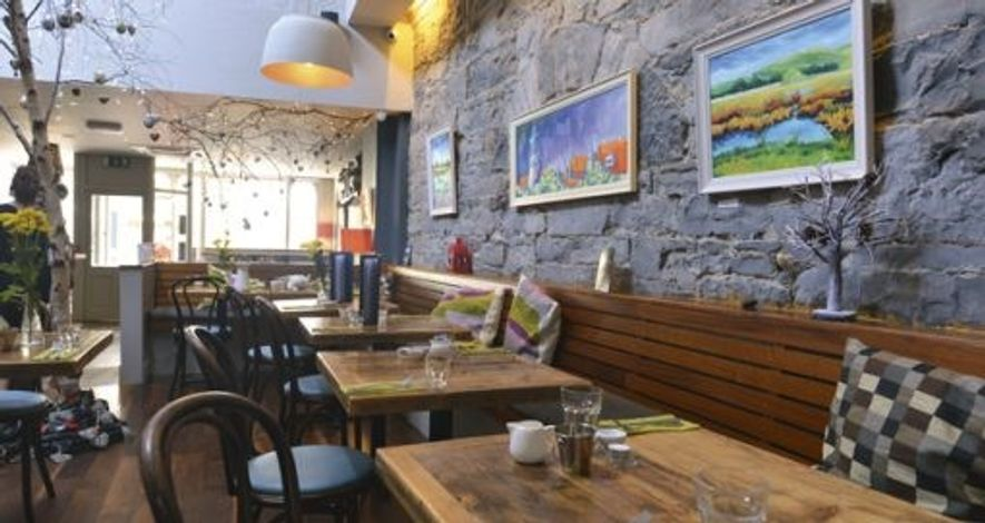 Dela Restaurant. Image: Pól Ó Conghaile