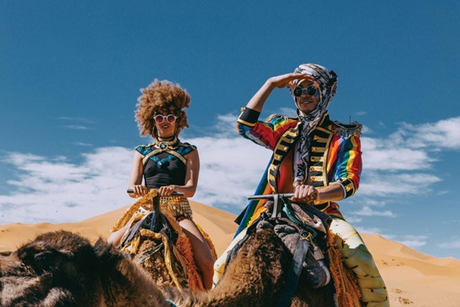 Top 5: Desert festivals