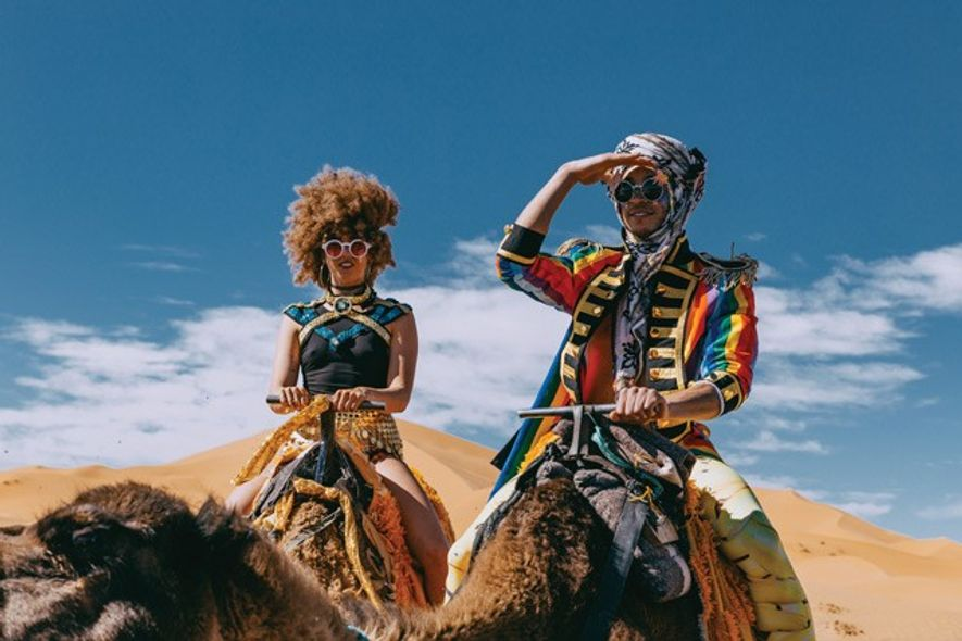 Top 5: Desert festivals