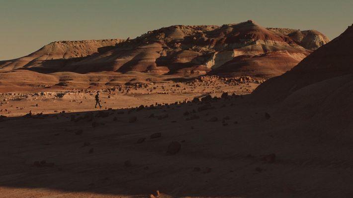 Contaminating Mars