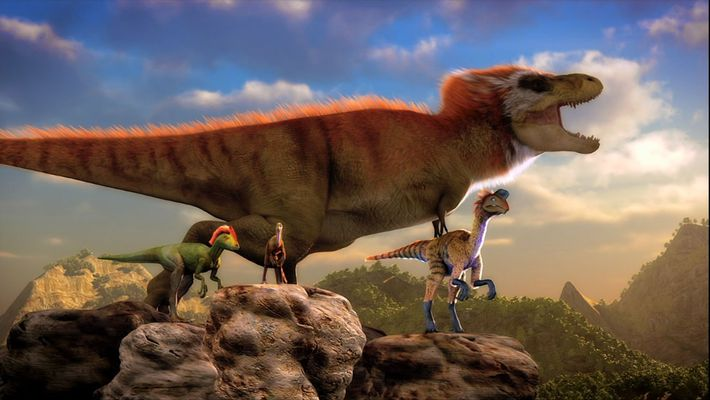 Dinosaurs may have danced liked birds