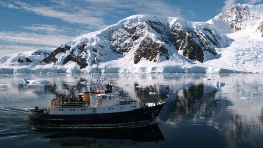 Growing Up in Antarctica—But Now It's Time to leave