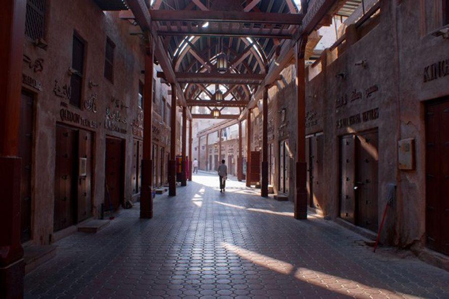 Souk, Dubai