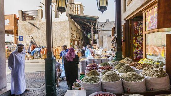 Deira Spice Souk, Dubai.