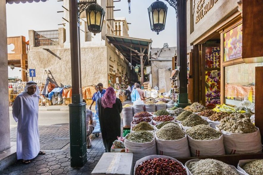 Finding the real heart of Dubai
