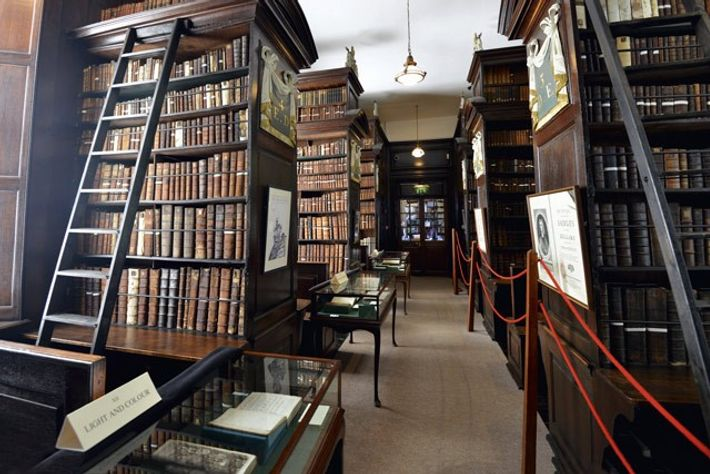Marsh's Library, Dublin.