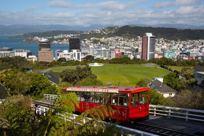 """Wellington, New Zealand: """"kind of compact, creative and pleasant. Very much aware of the environment, and ..."""