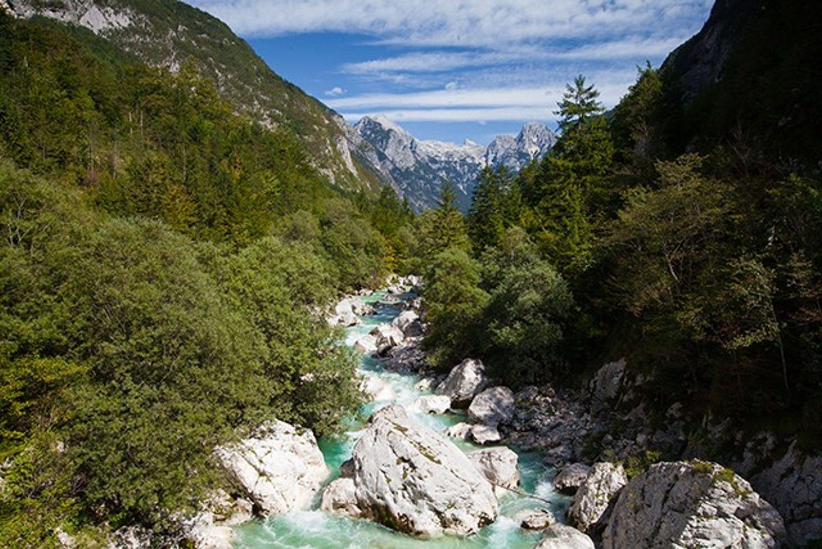 Slovenia: Paradise found