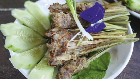 Food in Laos