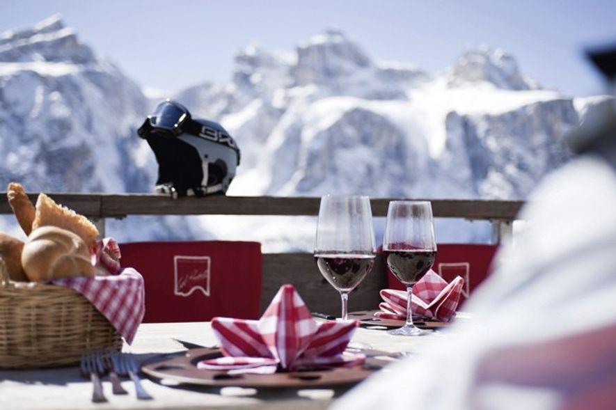 Taste for Skiing programme.