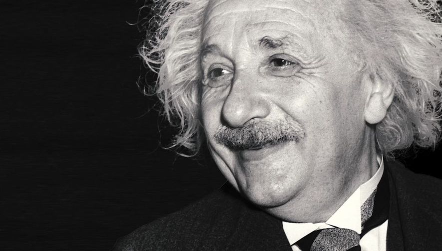 Happy Birthday Einstein!