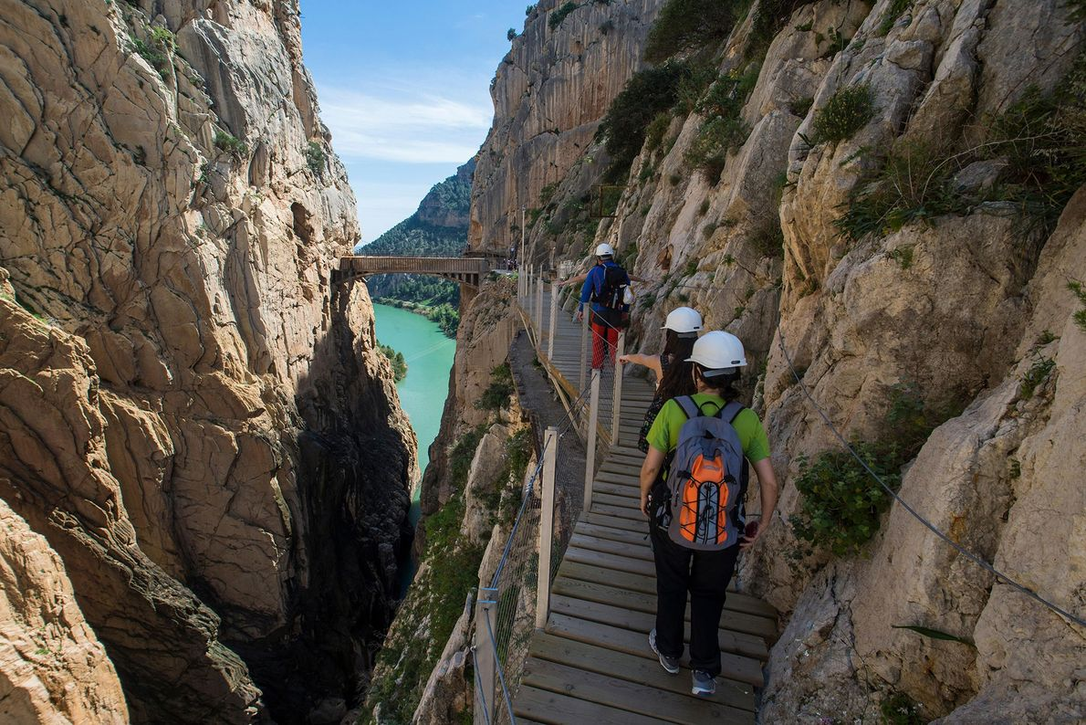 El Caminito del Rey (The King's Pathway)