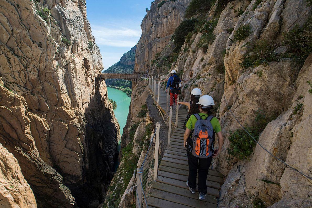 El Caminito del Rey (The King's Pathway)