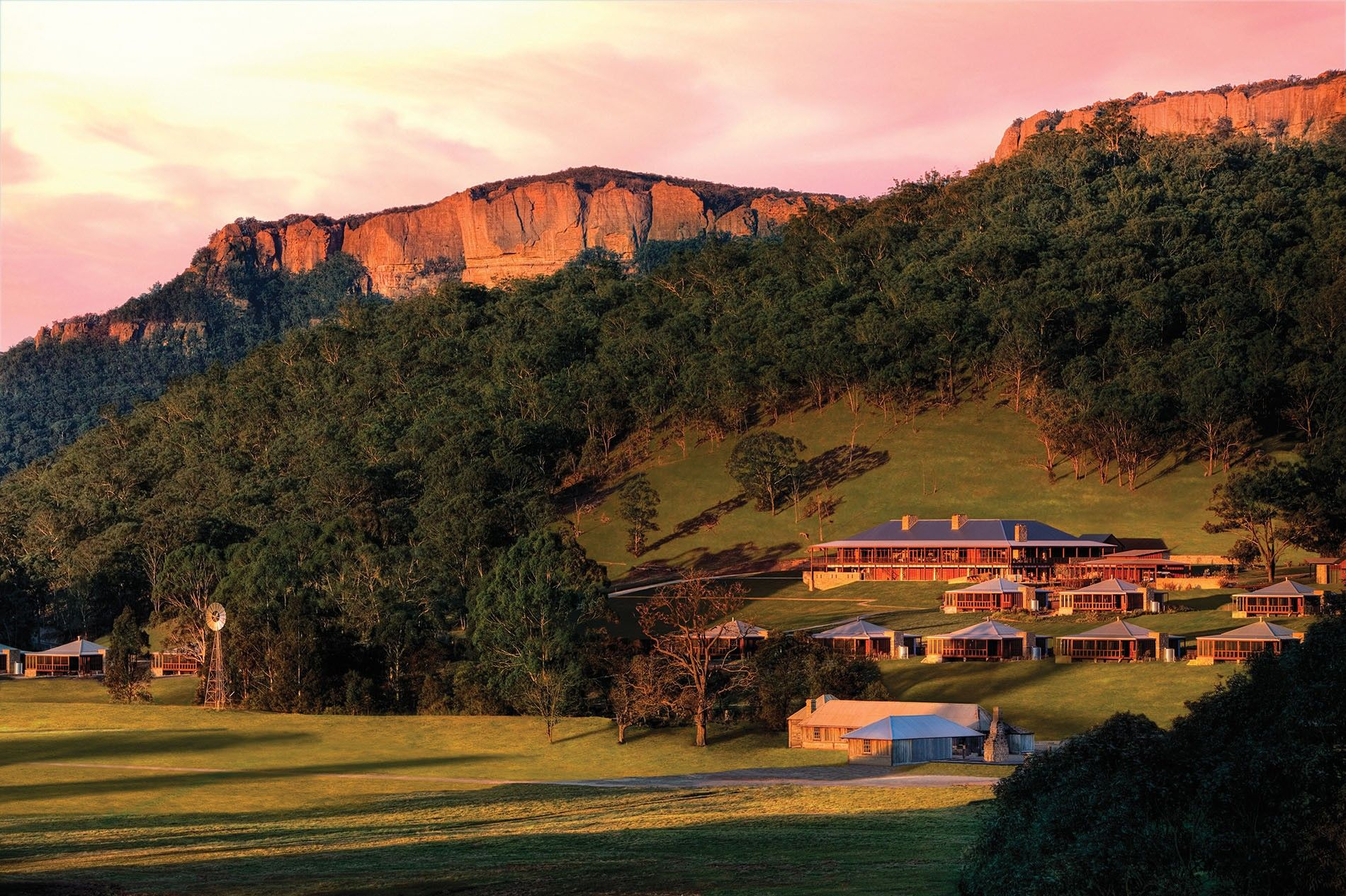 Emirates One&Only Wolgan Valley, Blue Mountains