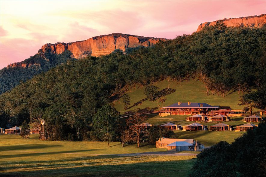 Eyes wide open: where to stay in New South Wales