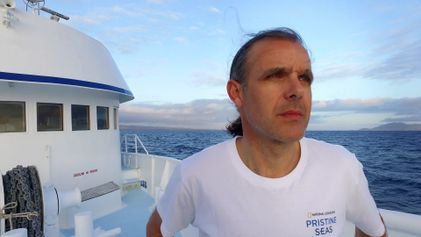 National Geographic Explorers: Enric Sala