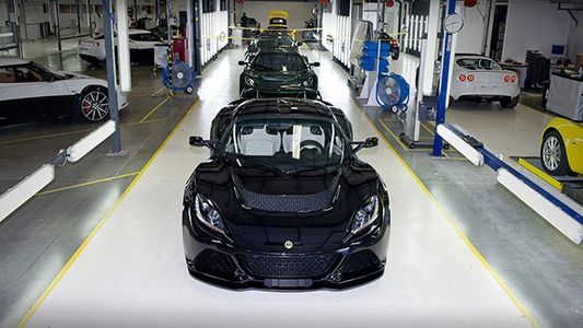 Norfolk: Lotus Driving Academy