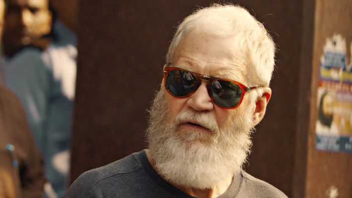 David Letterman and the Climate Change