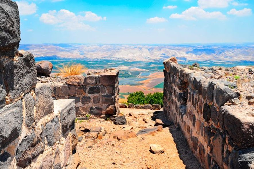 Israel: The secret citadel
