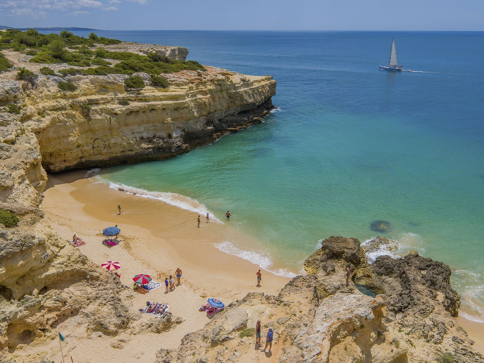 Family travel: What to do in the Algarve