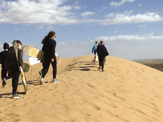 How to spend seven days in Eilat with a family