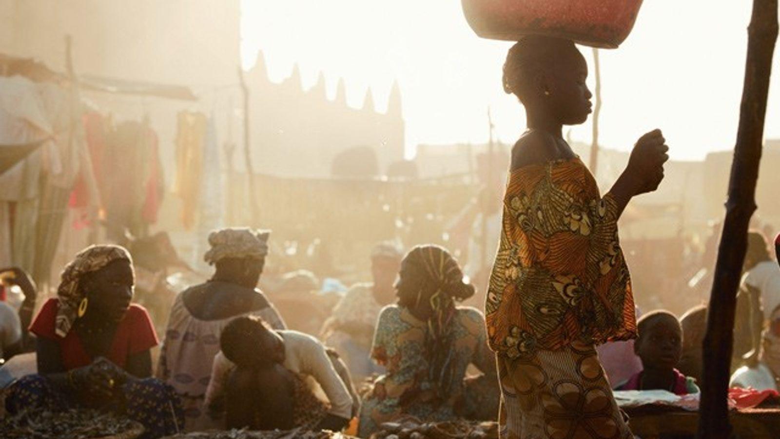 African cuisine: Lands of plenty