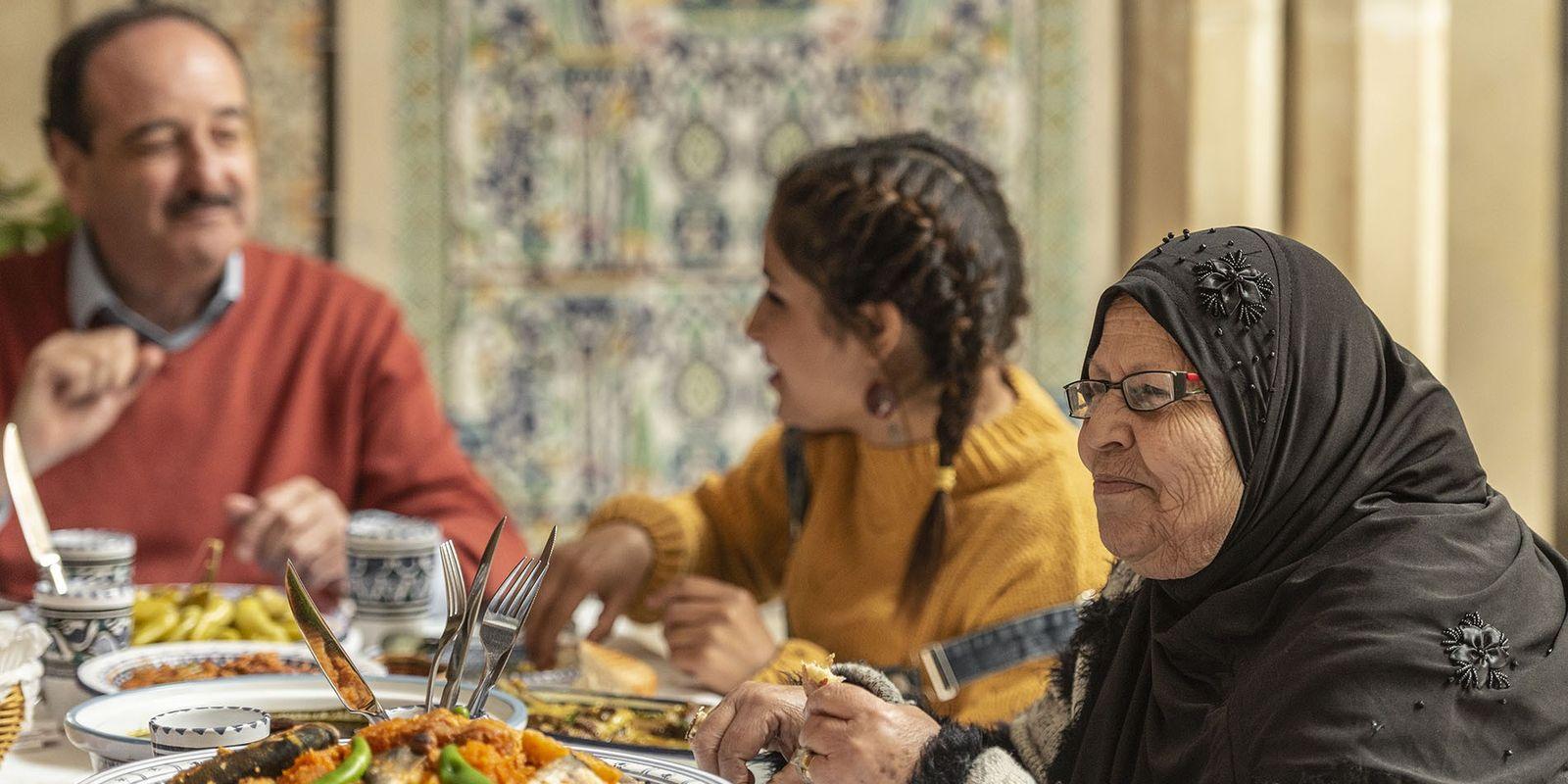 Breaking bread: coastal cuisine and family feasts in Tunisia