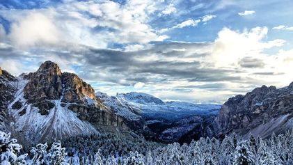 The Dolomites: Take a hike
