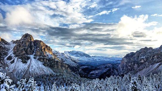 Fanes Valley
