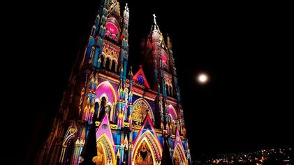 Quito: Tripping the light fantastic