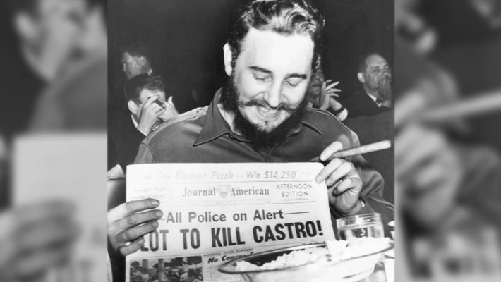 6 surprising facts about Fidel Castro that you might not know