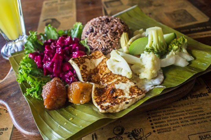 Leading chefs are finding ways to reinvent classic dishes in Costa Rica