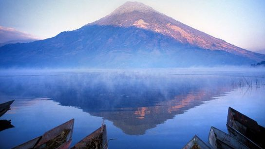 Lake de Atitlán