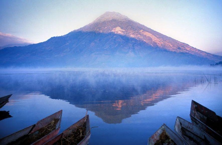 Guatemala: The evil saint