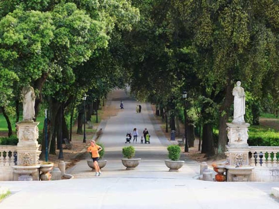 5 of the best parks and gardens in Rome