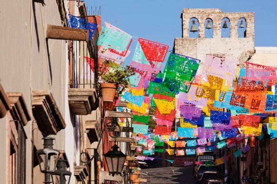 Mexico: the art and soul of San Miguel de Allende