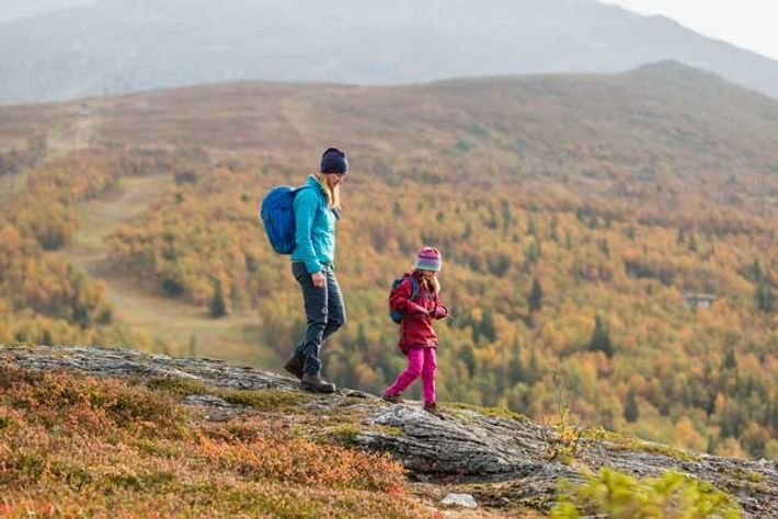 Mother's Day 2018: 5 family walks