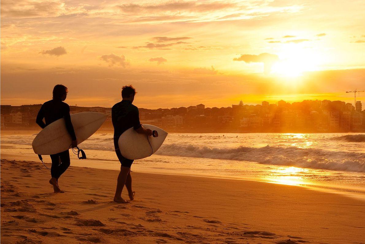 Meet the icon: Bondi Beach