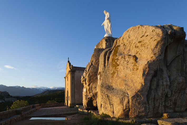 Notre Dame de la Serra church, Calvi