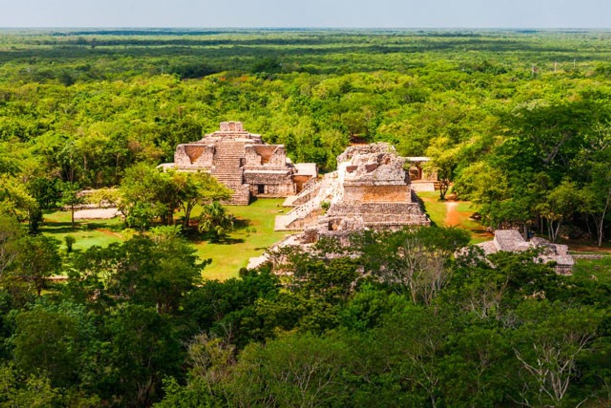 Mexico: Tomb of the ancient Maya king