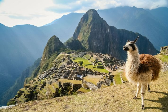 Machu Pichu was never revealed to the conquering Spaniards, forgotten until the the early 20th century.