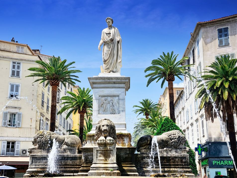 Corsica: In Napoleon's footsteps