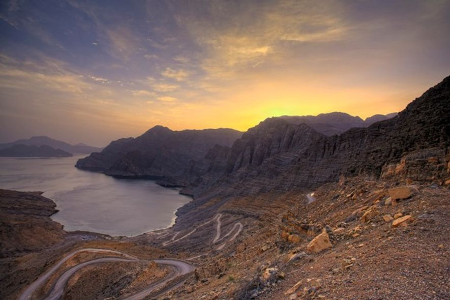 Places: These Omani landscapes are out of this world