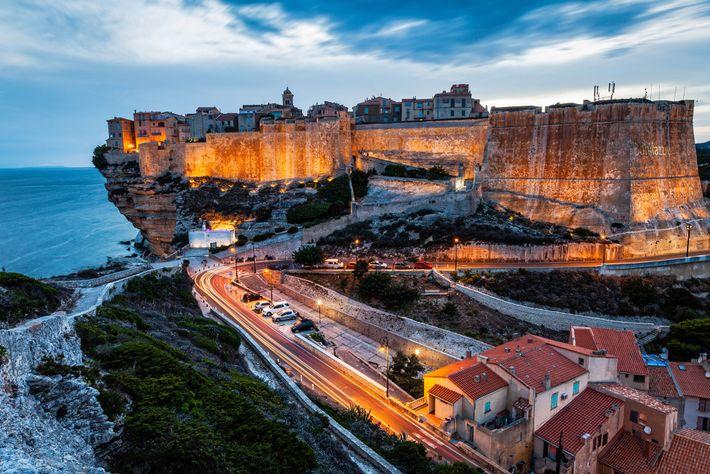 Bonifacio Citadel, Corsica