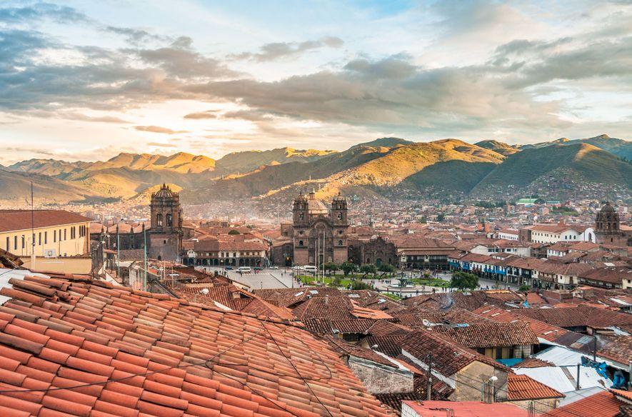 Like Lima, Peru's capital, the city of Cusco was founded by Conquistador Francisco Pizarro.