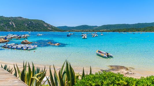 Corsica's best beaches