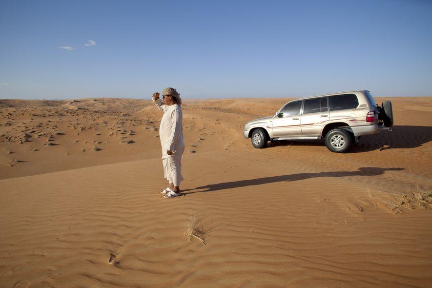 Adventure: Oman's adrenaline-inducing activities