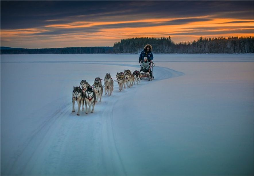 Lapland: Spending Christmas in the Arctic Circle