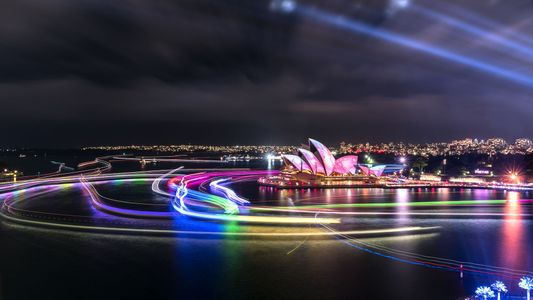 Meet the icon: Vivid Sydney