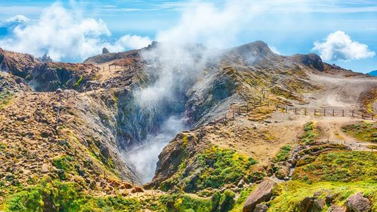 La Grande Soufrière, Basse-Terre, Guadeloupe